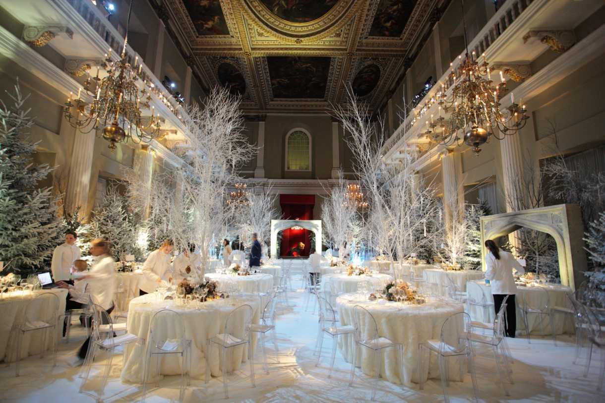 Kış Düğünü Yapmanız İçin Sebepler