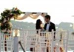 Ada Beach Wedding